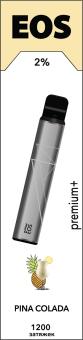 EOS e-stick Premium Plus PINA COLADA (2% 3.7ml 1200 затяжек)