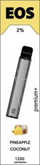 EOS e-stick Premium Plus PINEAPPLE COCONUT (2% 3.7ml 1200 затяжек)