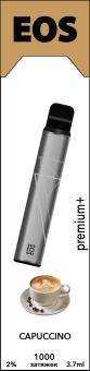 EOS e-stick Premium Plus CAPPUCCINO (2% 3.7ml 1200 затяжек)