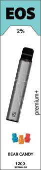 EOS e-stick Premium Plus BEAR CANDY (2% 3.7ml 1200 затяжек)