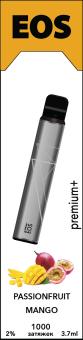 EOS e-stick Premium Plus PASSIONFRUIT MANGO (2% 3.7ml 1200 затяжек)