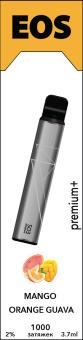 EOS e-stick Premium Plus MANGO ORANGE GUAVA (2% 3.7ml 1200 затяжек)