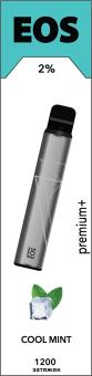 EOS e-stick Premium Plus COOL MINT (2% 3.7ml 1200 затяжек)