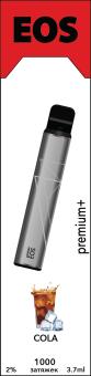 EOS e-stick Premium Plus COLA (2% 3.7ml 1200 затяжек)