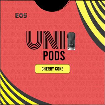 EOS UNIPODS CHERRY COKE (2 pods 4ml)