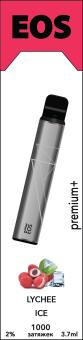 EOS e-stick Premium Plus LYCHEE ICE (2% 3.7ml 1200 затяжек)